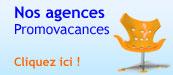 Nos agences Promovacances