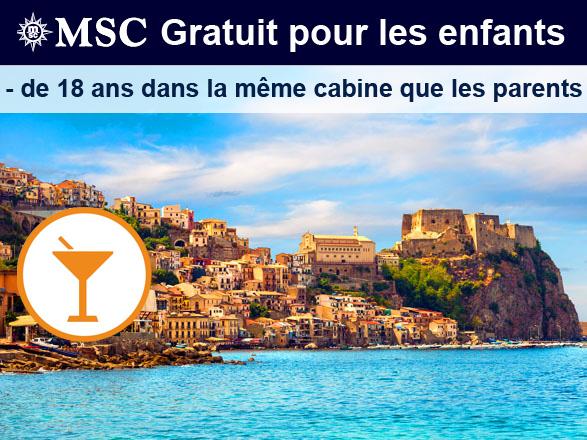 Italie, Sicile, Malte, Barcelone - Vacances d'été