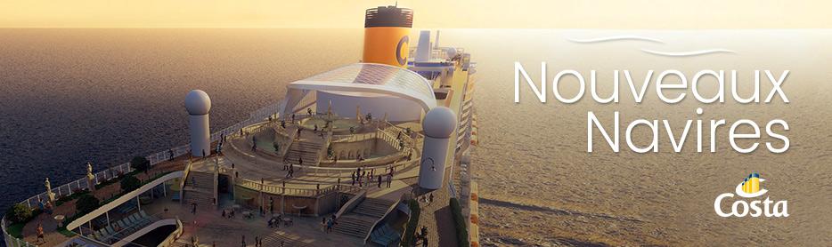 Costa Nouveaux Navires
