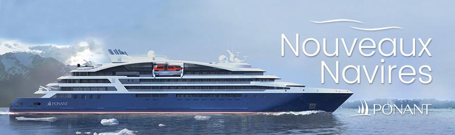 Nouveaux Navires Ponant